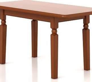 BRW Jídelní stůl Natalia STO140 Višeň primavera