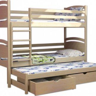 Vomaks Patrová postel s přistýlkou PPV 003 - 1216/BAR20
