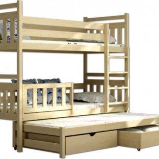 Vomaks Patrová postel s přistýlkou PPV 004 - 1219/BAR20