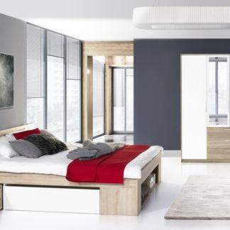 Casarredo Ložnice MILO II (postel 140