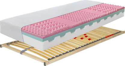 Ahorn Akční set matrace Melody 20 + rošt Primaflex 90x200