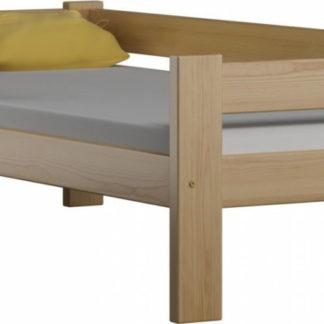 ATAN Dětská Postel DP 018 - Surové dřevo