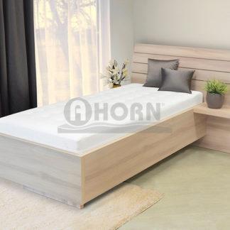 Ahorn Postel jednolůžková Salina (bez nočních stolků) 140x200 oboustranná