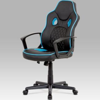 Autronic Dětská židle KA-N6 BLUE