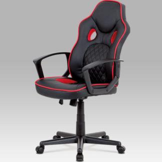 Autronic Dětská židle KA-N6 RED